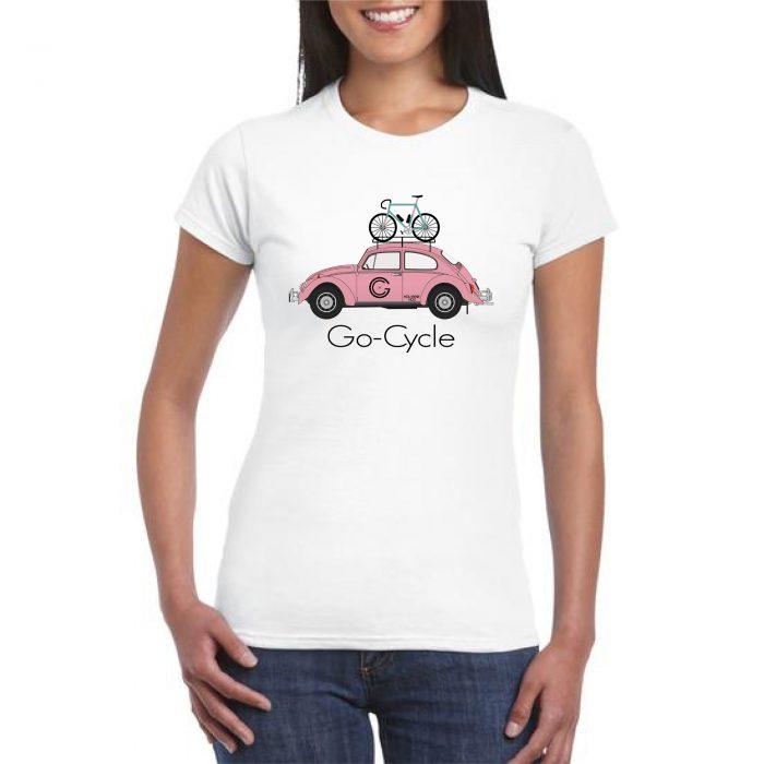 Ladies Beetle T-Shirt